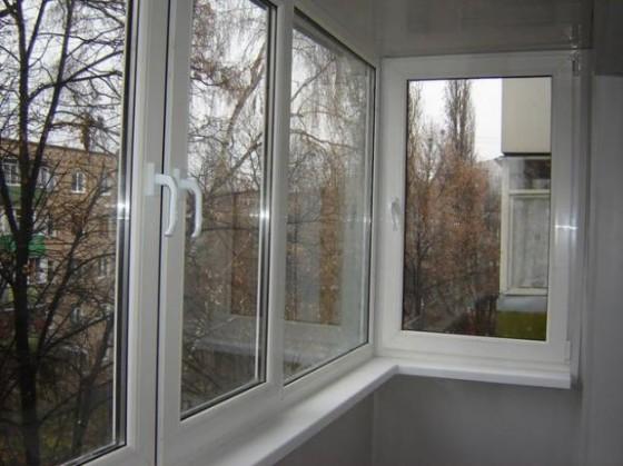 Остекление балконов и лоджий холодным и теплым алюминиевым профилем