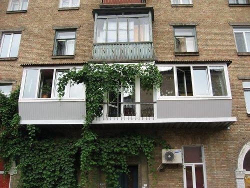 Вынос балкона и лоджии своими руками: пошаговая инструкция