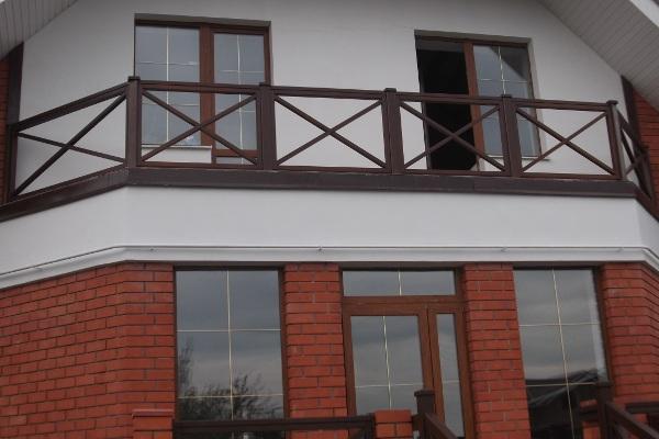 Перила деревянные в Украине Сравнить цены, купить