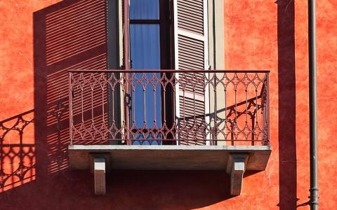 Готовая балконная конструкция