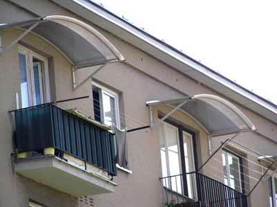 Как сделать балконный козырек самостоятельно