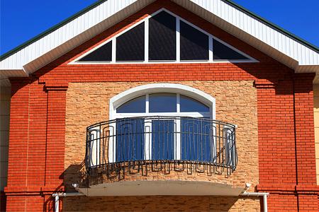 Строительство балкона и лоджии в частном доме