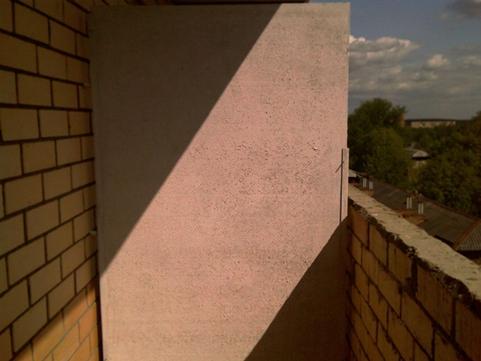 Балконная перегородка: материал, конструкция, установка