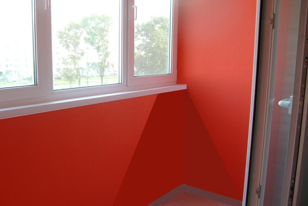Краска для балкона: как и чем покрасить балкон и лоджию свои.
