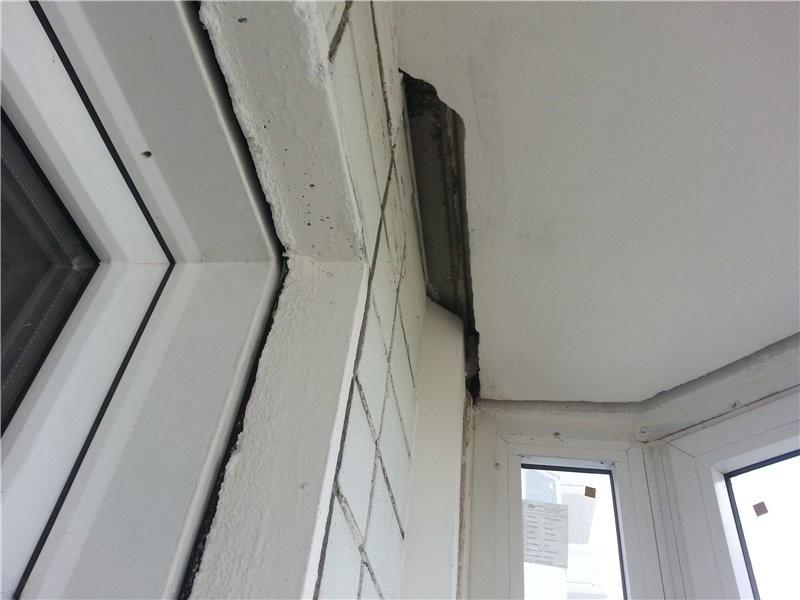 Щель в двери балкона. - дизайны балконов - каталог статей - .