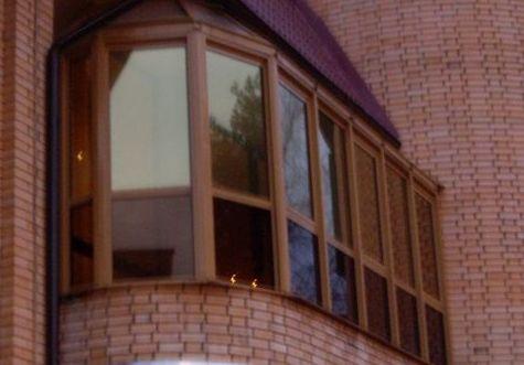 Как и чем затонировать окна и стекла на балконе и лоджии
