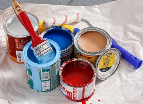 Выбираем краску для ремонта