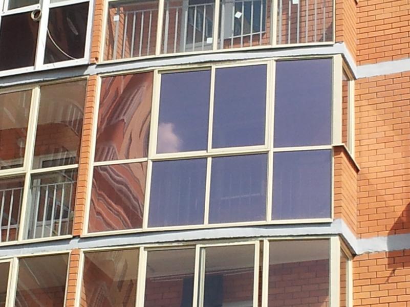 Тонировка окон и стекол балконов и лоджий своими руками: сов.