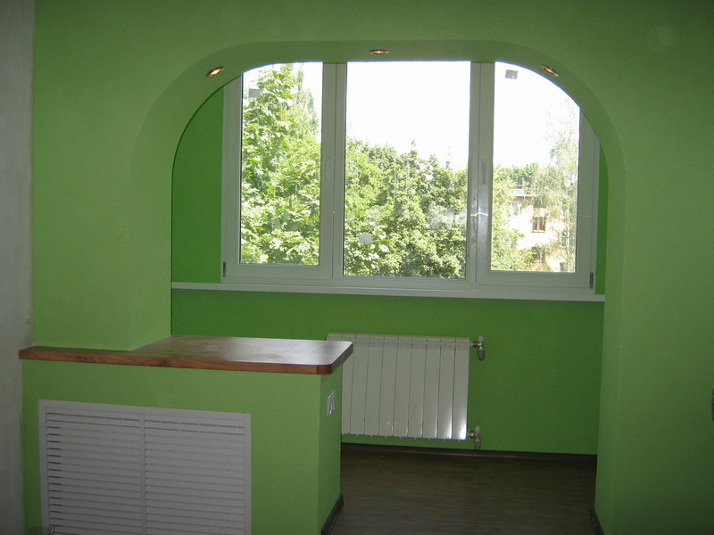 Отделка балкона внутри: какой материал выбрать статья.