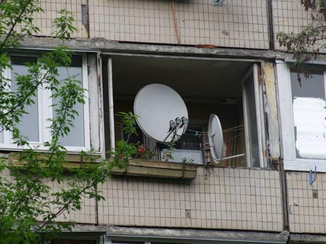 Как установить балконную антенну самостоятельно