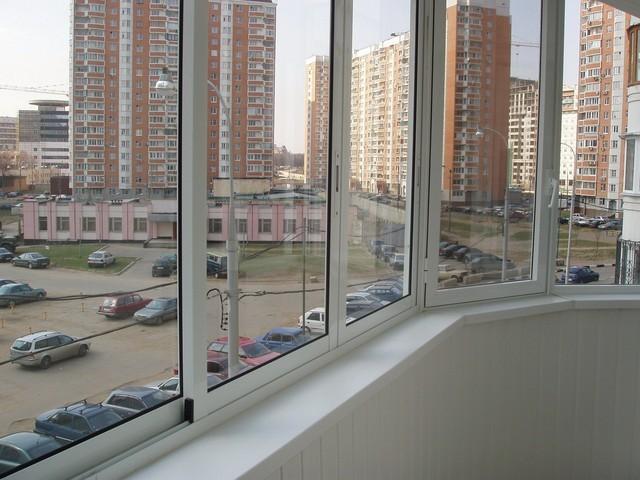 Как сделать остекление балкона алюминиевыми окнами