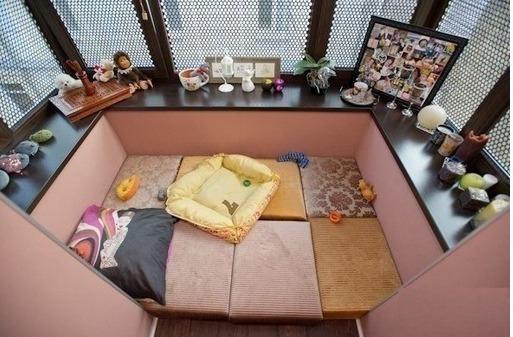Оригинальные аксессуары и предметы мебели для балкона и лоджии