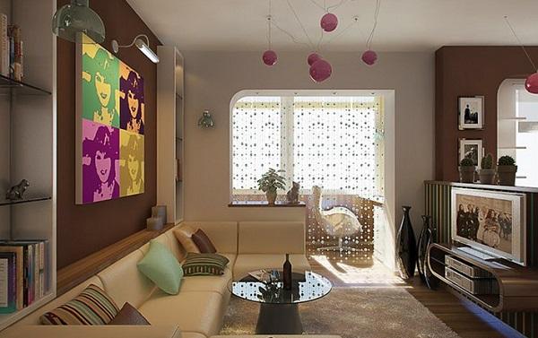 Объединение балкона с комнатой: советы профессионалов