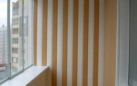 Обшивка балкона пластиком: видео и фото инструкция