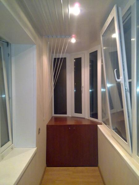 Обязательное остекление на теплом балконе