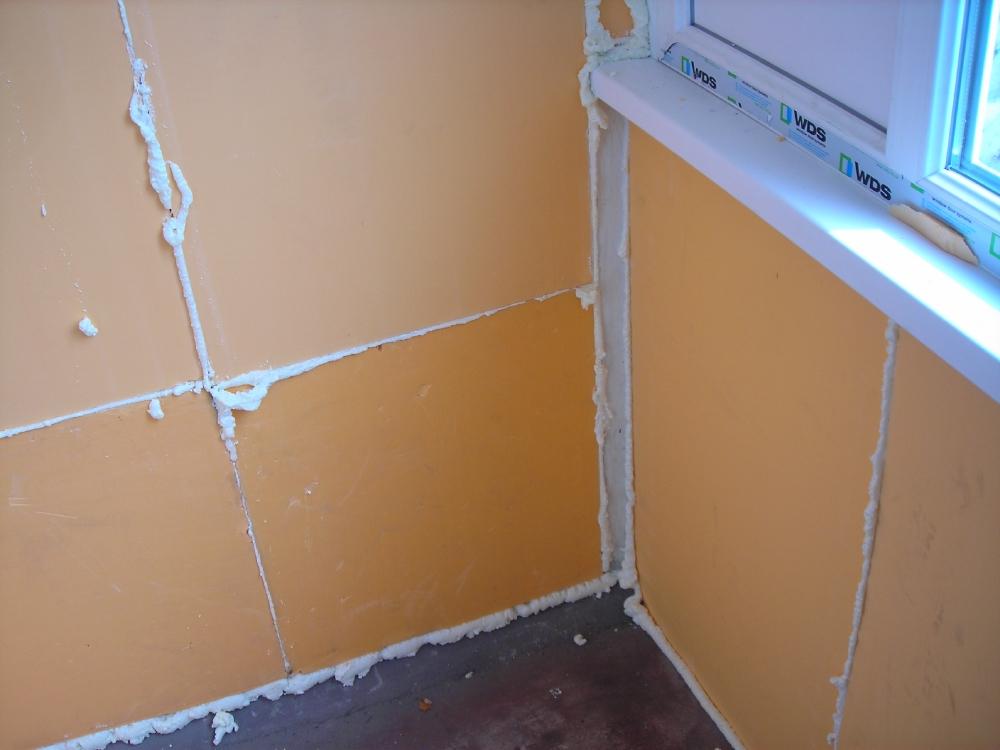 Чем лучше утеплить балкон и лоджию: какие материалы использо.